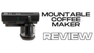 Best mounted or under cabinet coffee maker [2021] | Buying Guide