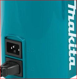 Makita AC and DC power supply