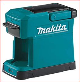 Makita DCM501Z 18V LXT/ 12V max CXTLithium-Ion Cordless Coffee Maker